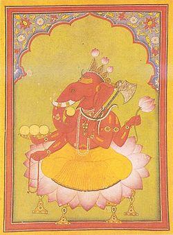 Ganesha_red