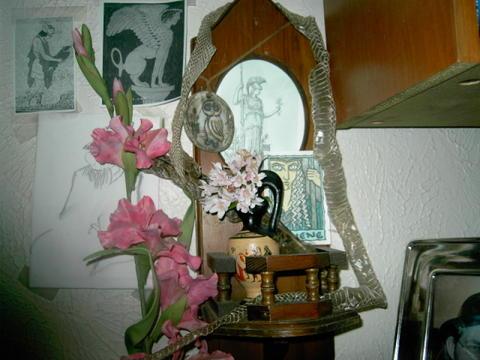 Wisdom Shrine